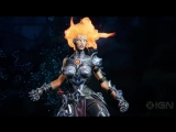 Darksiders 3 Enter the Flame Hollow - IGN First