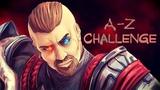 TYR: [A-Z] Challenge | [А-Я] Челлендж | Grandmaster Ranked Duel 1x1