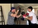 Взрывная скорость от 19 летнего короля бокса - Райана Гарсия!
