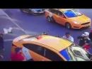 Киргиз-таксист сбил 8 человек на тротуаре в Москве
