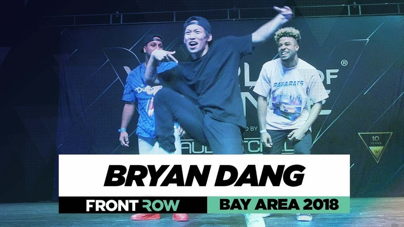 Bryan Dang | FrontRow | World of Dance Bay Area 2018 | WODBAY18 | Danceproject.info