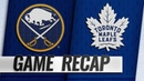 Tavares' two goals help Maple Leafs top Sabres