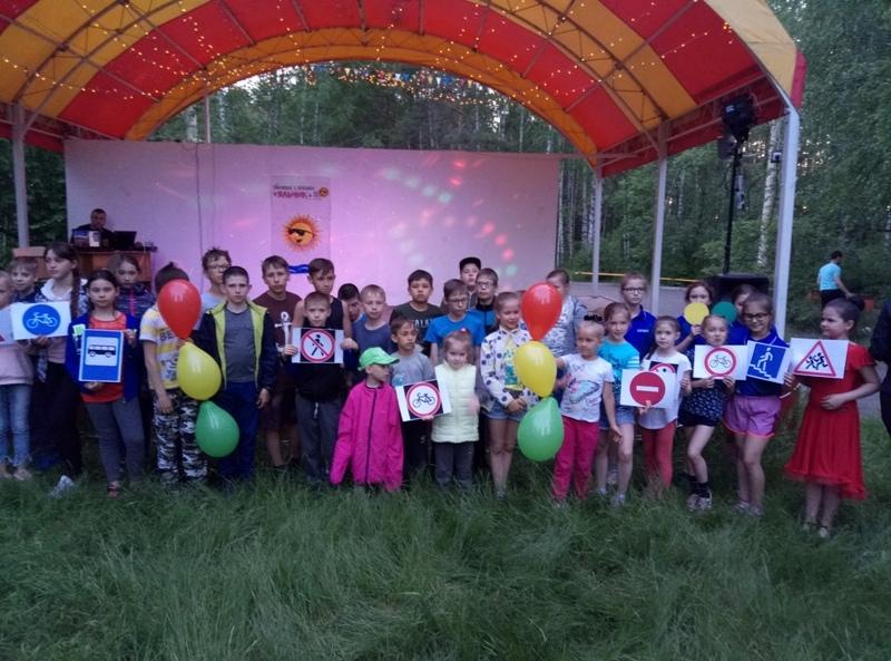 Волжская Госавтоинспекция продолжает встречи с юными участниками движения в рамках мероприятия «Внимание – дети!»