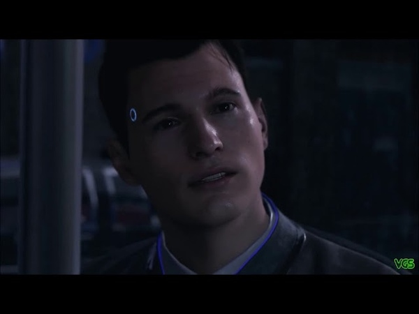 Hank Cares About Connor - PART 2: The Little Things | Detroit: Become Human