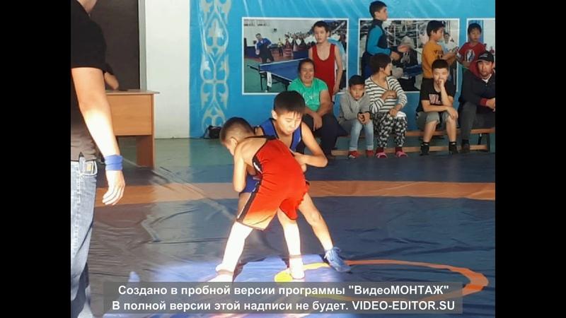 Greco-Roman Wrestling Atyrau