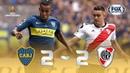 Boca Juniors River Plate 2 2 GOLES Final Ida CONMEBOL Libertadores