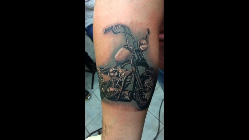 Tattoo bobber