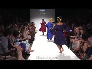 Движение, ритм, танец _ colors of africa _ fashion show _ khona by mafikizolo