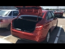 Амортизаторы багажника Vesta