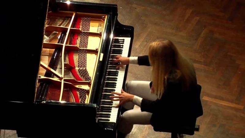 Beethoven Luz de Luna. Sonata op 27 2 Mov 3 Valentina Lisitsa
