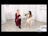Анна Плетнёва в программе «Икона стиля» на МУЗ-ТВ (Выпуск от 08.04.18)