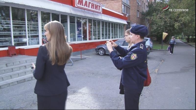 Сотрудники Госадмтехнадзора провели очередной рейд по сетевым магазинам