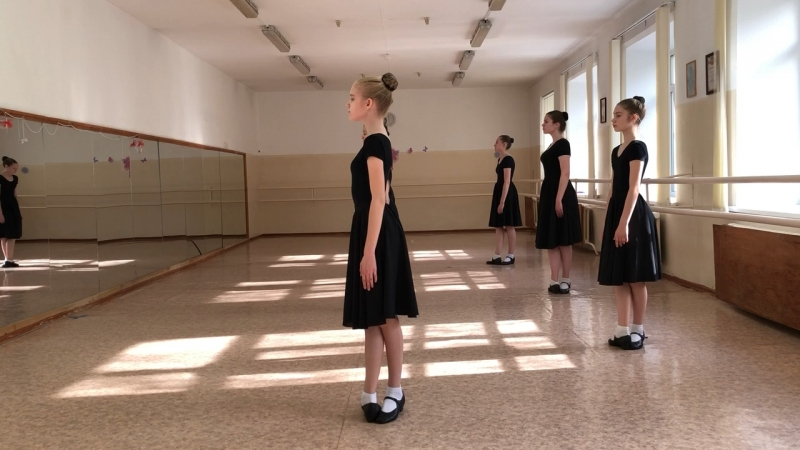 Выпускной экзамен Предмет народный танец