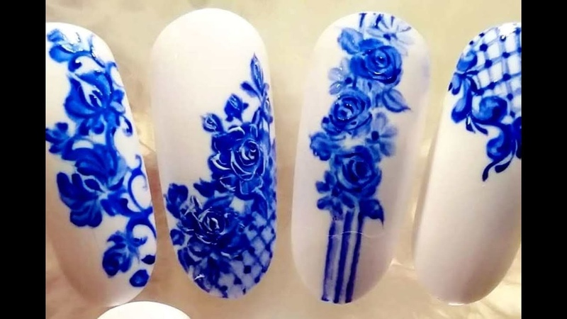 TOP 10 New Nail Art 2018 💙 The Best Nail Art Designs Tutorial 💙 | Design in Beauty-Nail Art ✅