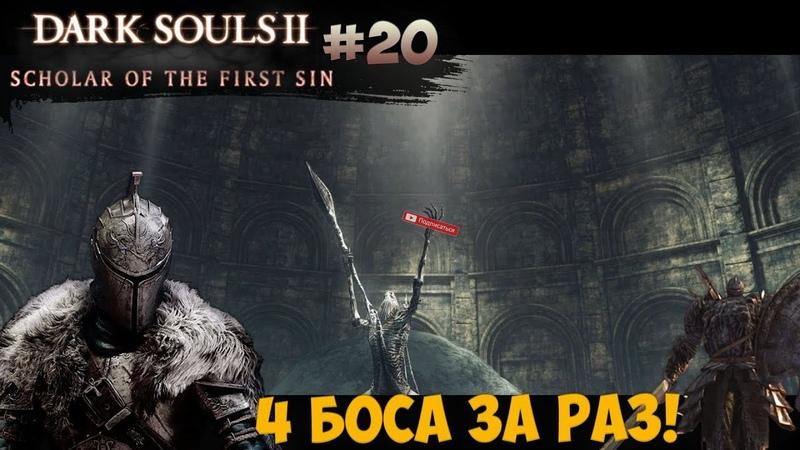 Истинная сущность Нашандры | Какую концовку выбрать? (Dark Souls 2: SotFS) [20]