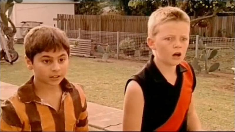 Дурацкий футбол Bloody Footy (2005, Австралия)