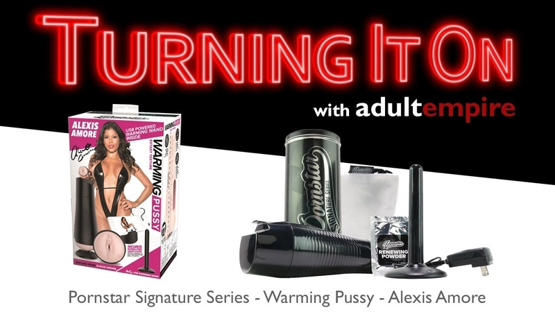 Pornstar Signature Series: Alexis Amore - Turning It On with Adult Empire