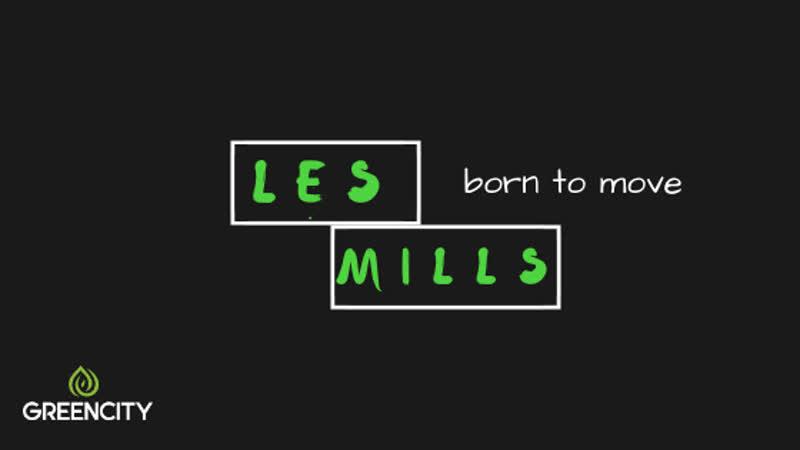 Les Mills: born to move