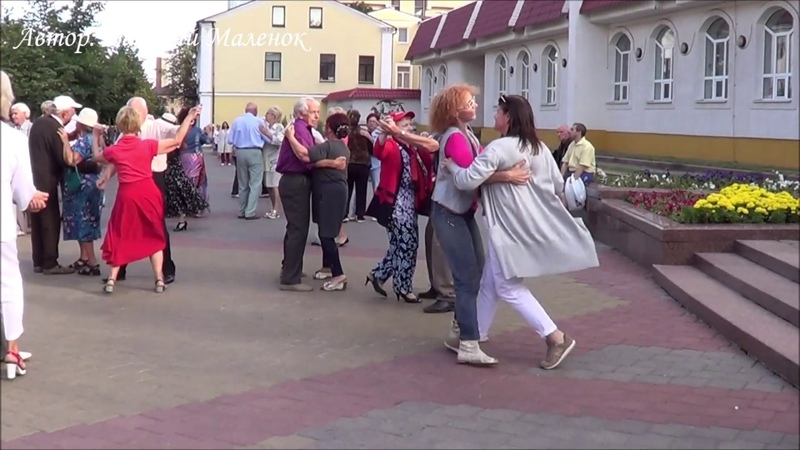 Танцуем красивый вальс! Music! Dance!