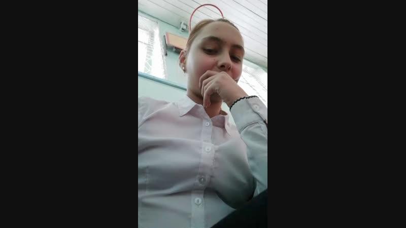 Настя Баженова Live