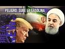 Detrás de la Razón Alerta sube la gasolina ¿quién ganará la guerra entre EEUU Irán y Rusia