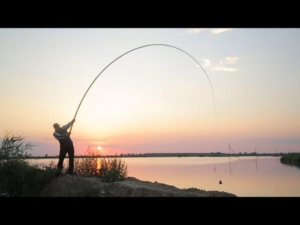 Краш тест поплавочных удочек ретро против современности Ловим грузим ломаем Рыбалка на удочку