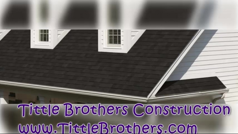 Roofing, Siding, Additions More | Tittle Brothers Construction | Lincoln Park MI, Southgate MI