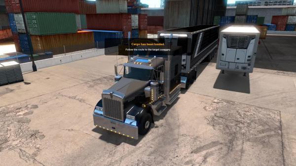 American Truck Simulator - 1.32 UPDATE! (Open Beta)