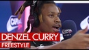 Denzel Curry freestyle! Goes hard on Scarface Wu Tang beats 4K