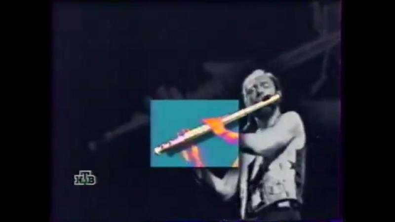 Заставка Музыка на канале НТВ 1998 2001