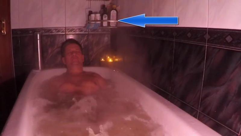 Скипидарная ванна усилинная лимфоочисткой на продуктах Компании AurOra! Михаил Середа