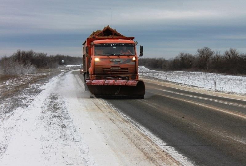 Дорожники готовятся к непогоде в Рязанской области