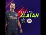 Златан Ибрагимович - FIFA 18
