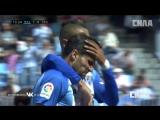 «Малага» - «Реал Сосьедад». Гол Адриана Гонсалеса