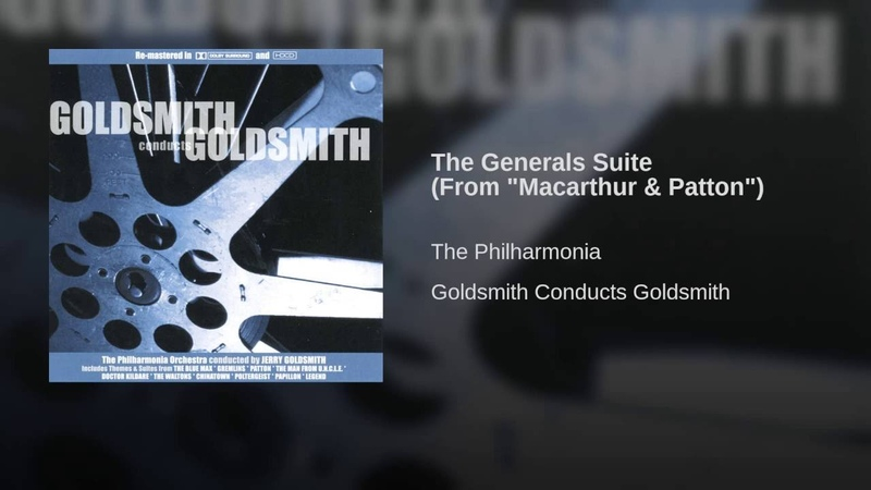 The Generals Suite (From Macarthur Patton)