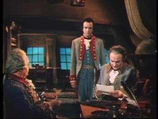 «Адмирал Ушаков» (1953) - драма, исторический, реж. Михаил Ромм