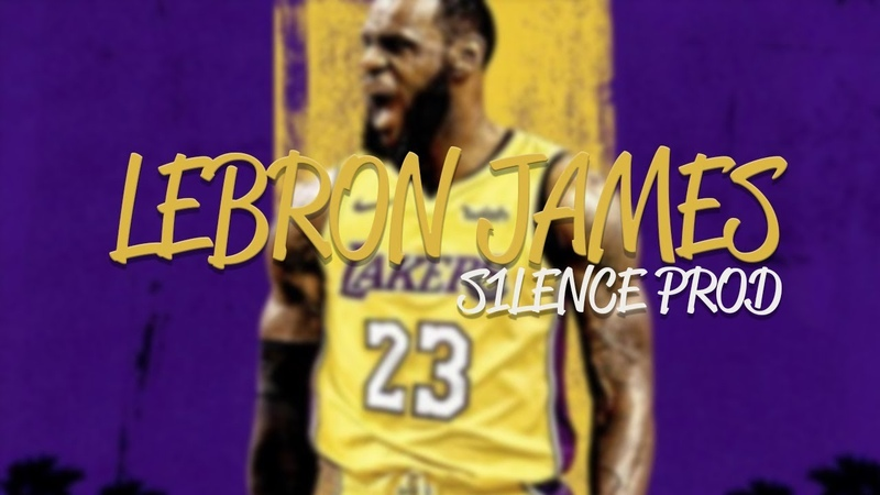 Lebron James | That's my ni***s (LA Lakers hype) | s1lence prod.