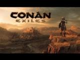 Conan Exiles Строим замок и в планах Рейд ;)