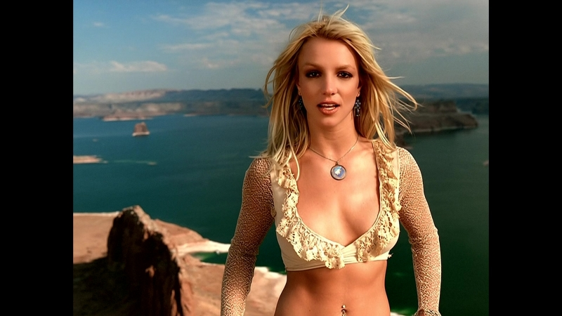 Britney Spears - I'm Not A Girl, Not Yet A Woman (2001) [Master] 1080p