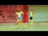 Haddaway - What Is Love (remix) Shuffle Dance Music Video