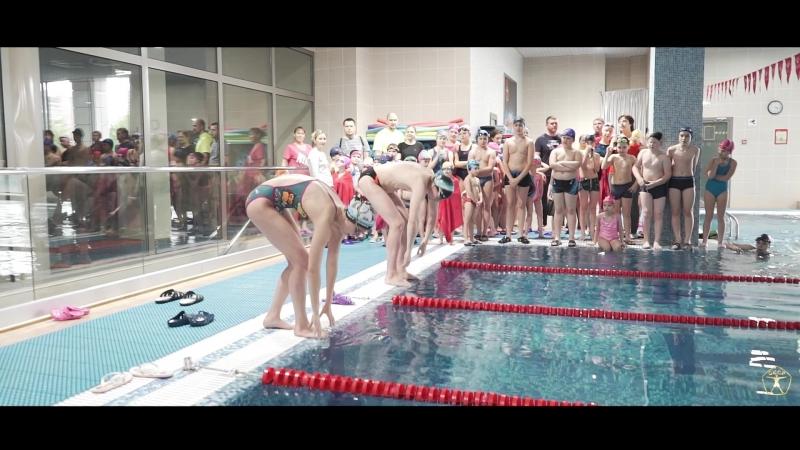 Соревнования по плаванию в С.С.С.Р. Балашиха