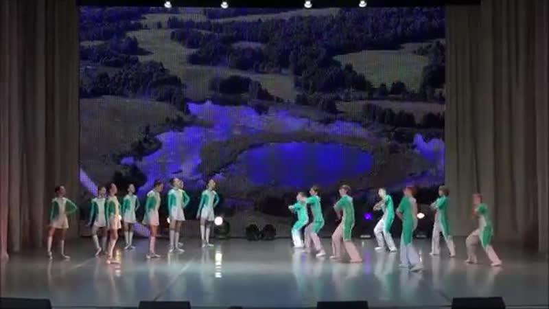 Танец Мая Беларусь 2016г. (Dance My Belarus )