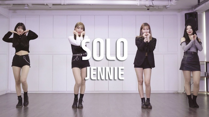 JENNIE(제니) - SOLO(솔로) Dance Cover / Cover by UPVOTE NEO (Mirror Mode)