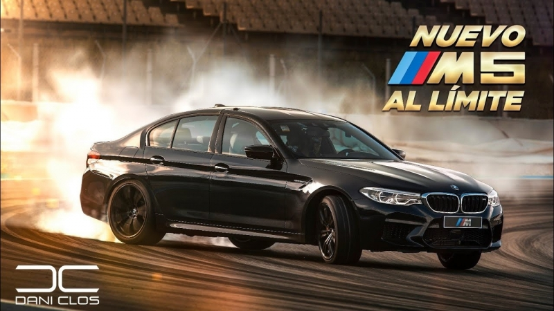 НОВЫЙ BMW M5 НА ПРЕДЕЛЕ! YO CONDUZCO ¦ TEST REVIEW en español ¦ Dani Clos