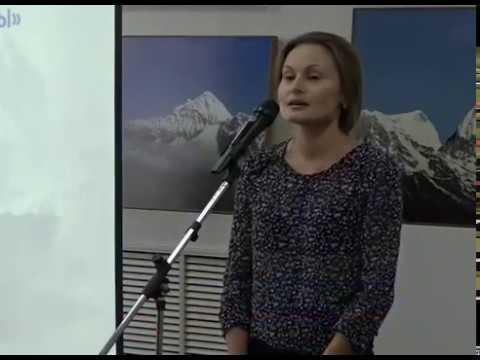 сюжет ТНТ Назарово Фотовыставка Гималаи Тибет