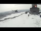 В Хабаровском крае «Аллигаторы» и «Терминаторы» уничтожили укрепленные позиции условного противника #Хабаровск