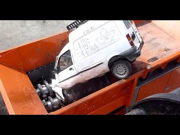 Переработка автомобилей и техники Утилизация автомобилей