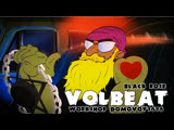Volbeat - Black Rose (Official Music Video)