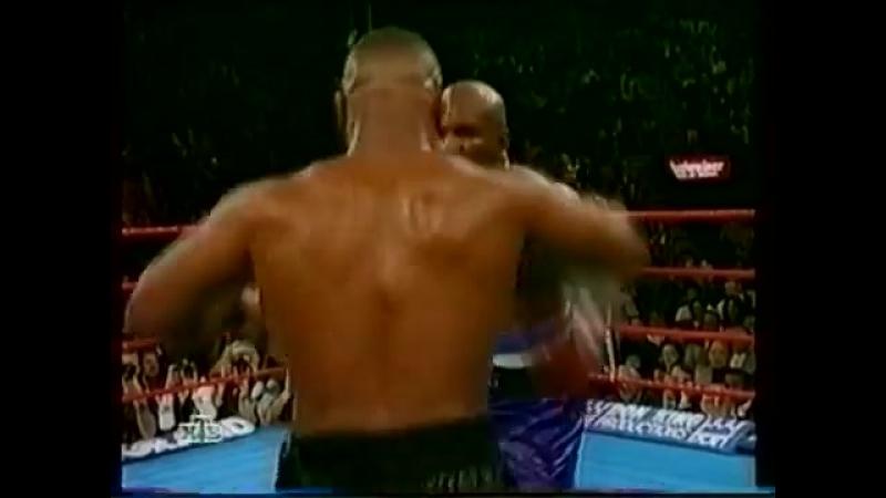 Майк Тайсон-Эвандер Холифилд 1(Вл.Гендлин ст.)Mike Tyson-Evander Holyfield 1