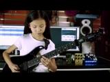 China girl Liu Pinxi aka
